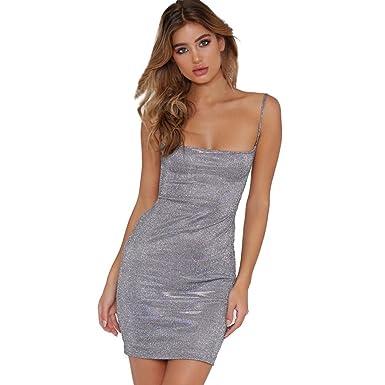 1f0f812e2b732 URSING Sexy Robe de soirée Femmes de la Série Uniforme Dos Nu ...