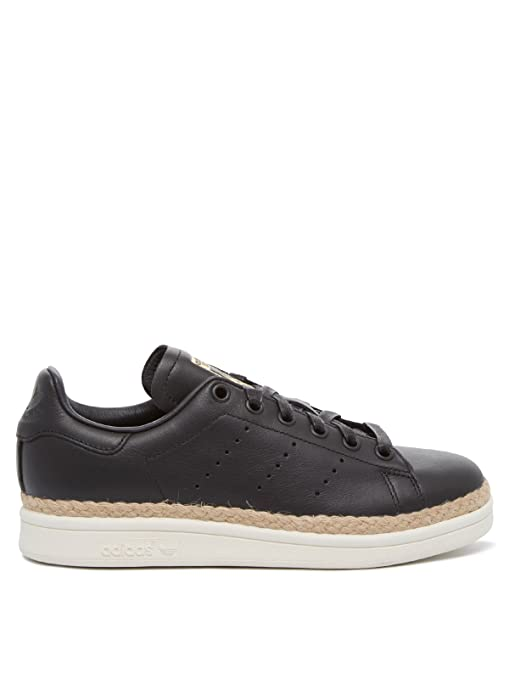 finest selection b4f44 caa42 adidas Stan Smith New Bold W, Scarpe da Fitness Donna, Nero Negbas Casbla
