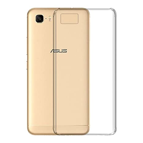 release date: e20bc ac7d7 MGRJ® Transparent Back Cover for Asus Zenfone 3s Max ZC521TL (Soft &  Flexible Back Cover)