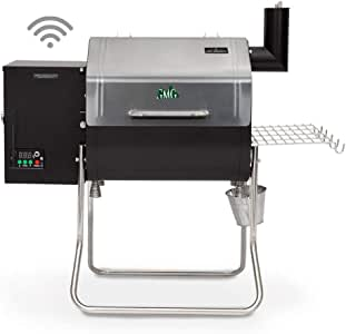 Green Mountain Davy Crockett Prime WiFi Control Portable Wood Pellet Grill