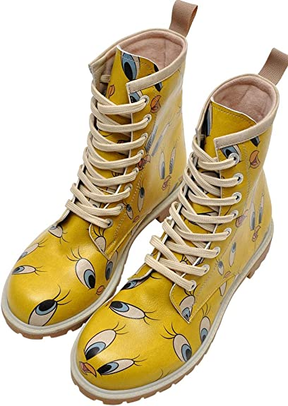 DOGO Boots Tweety in Yellow