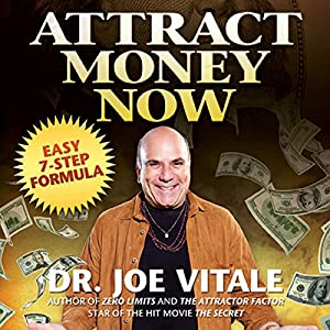 Attract Money Now Audiobook