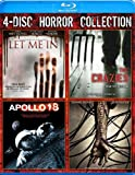 Theatrical Horror 4 Bd Set [Blu-ray]