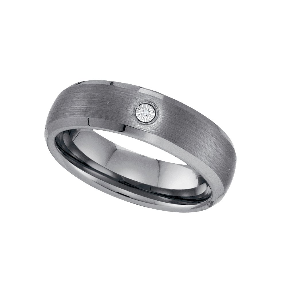 DIAMOND TUNGSTEN BAND-S10.5
