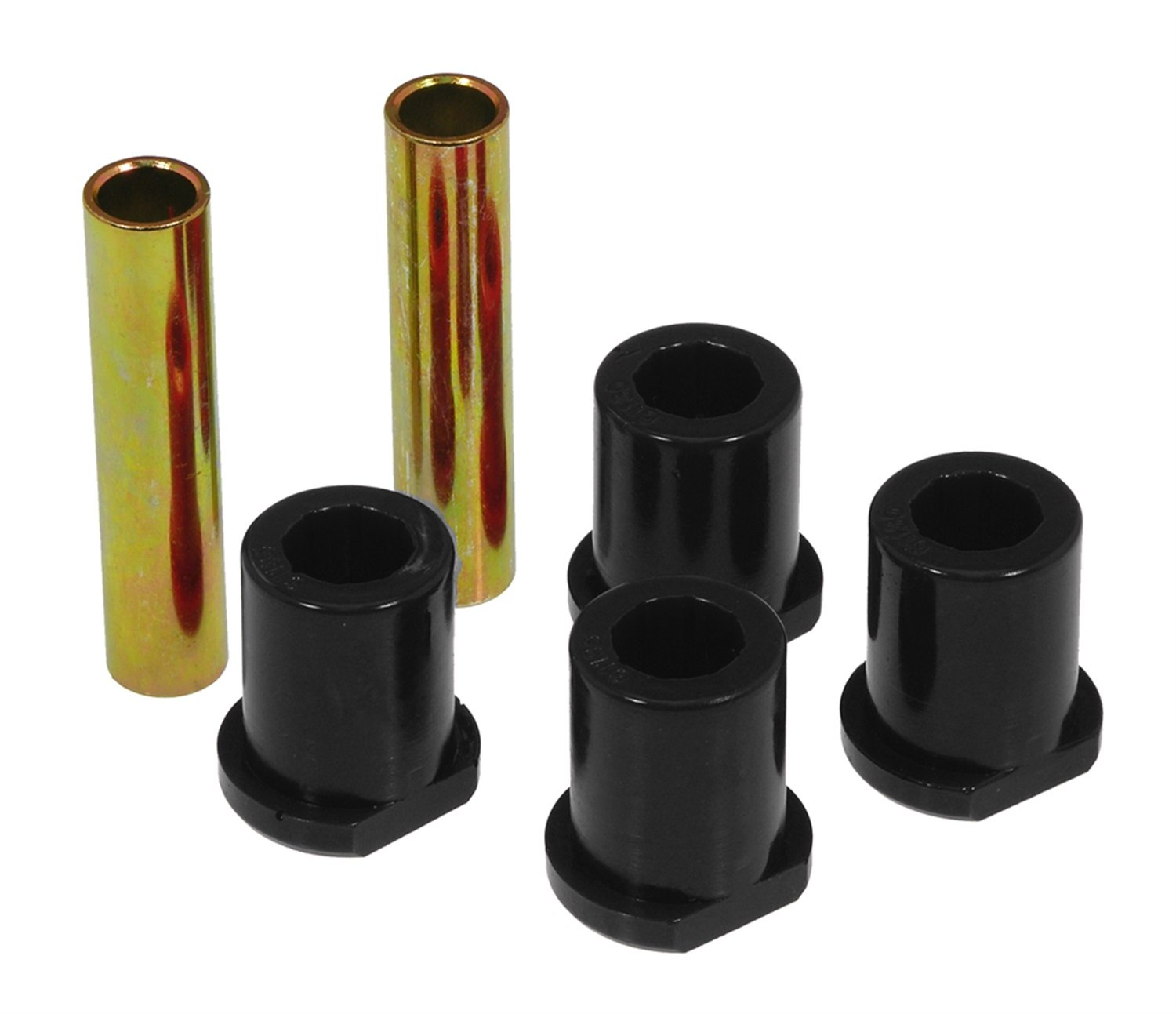 Prothane 6-811-BL Black Rear Frame Shackle Bushing Kit