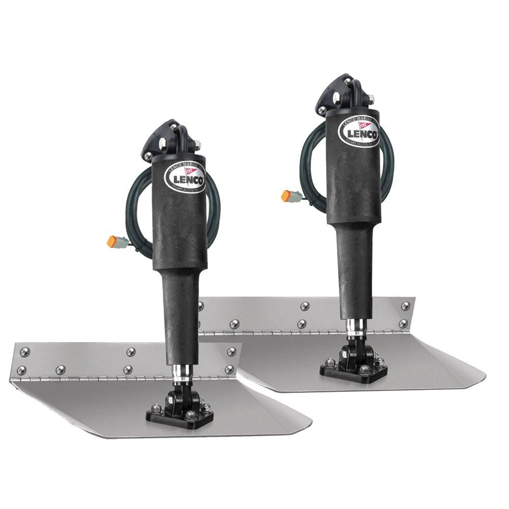 Lenco 9 x 12 Standard Trim Tab Kit without Switch   B000BB527Y
