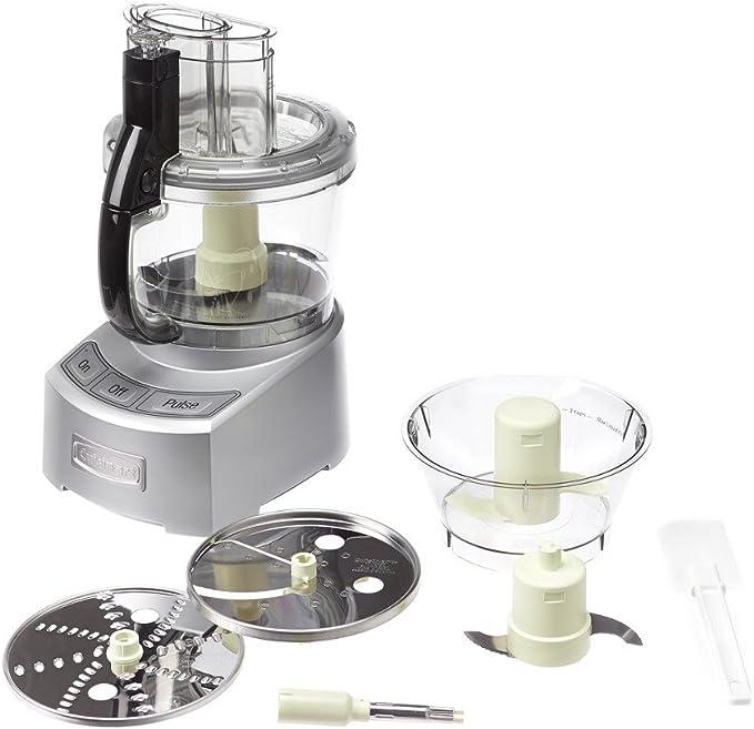 Cuisinart fp-12 N Elite Collection Procesador de alimentos, color ...