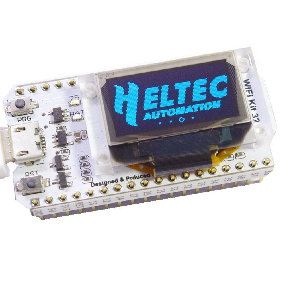 Big Sale! ESP32 Development Board /WiFi With 0.96inch OLED Display WIFI Kit32 Arduino Compatible CP2012 for arduino nodemcu Heltec Automation HTIT-WB32