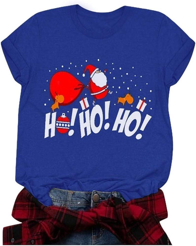 Poachers Camisetas termicas Mujer Manga Larga Navidad Camisas Mujer Invierno Blusas para Mujer Verano Elegantes Camisas Mujer Tallas Grandes Manga Larga Blusas Mujer Tallas Grandes Fiesta: Amazon.es: Ropa y accesorios