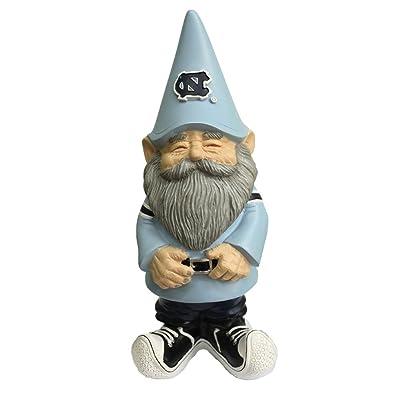 North Carolina Garden Gnome : Sports Fan Outdoor Statues : Garden & Outdoor