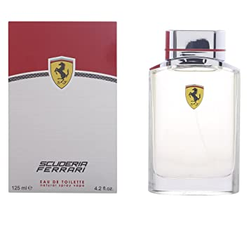 f5ea14fab Amazon.com   Ferrari Scuderia Men Eau De Toilette Spray