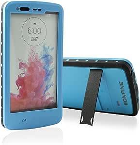 Amazon.com: LG G3 Waterproof Case, Eonfine Shock Dirt Snow ...
