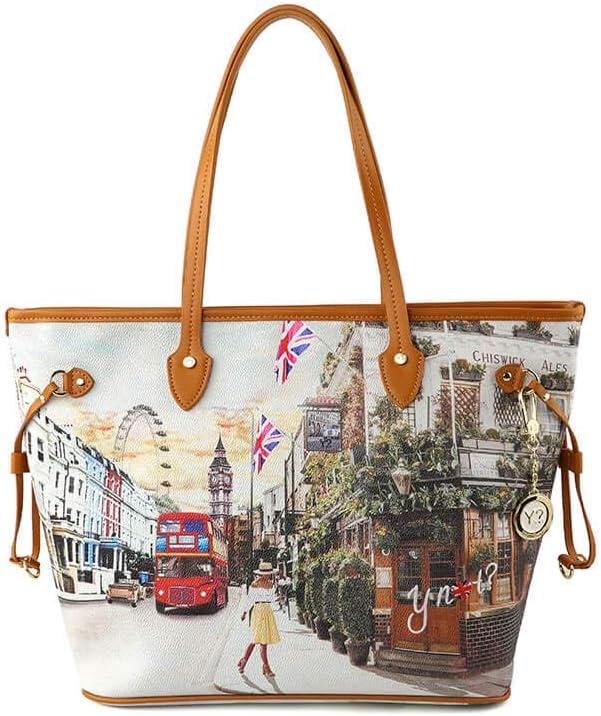 Shopping Bag London Pub Gioshi Srl Ynot