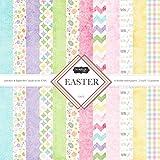 #7: Scrapbook Customs Themed Paper Scrapbook Kit, Easter