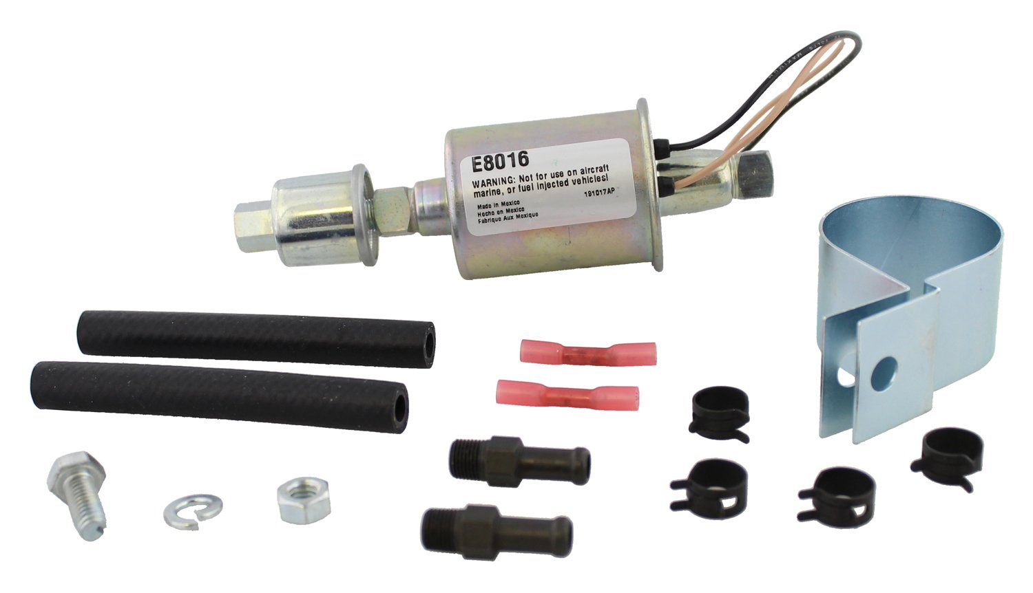 Best Rated In Automotive Replacement Fuel Pumps Accessories Gpi Pump Wiring Diagram Airtex E8016s Universal Electric Cadmium Gold Product Image