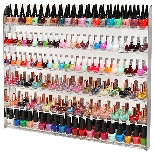 nail polish bottle wall rack - 4