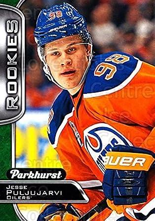 1c3f664d1 (CI) Jesse Puljujarvi Hockey Card 2016-17 Parkhurst (base) 384 Jesse
