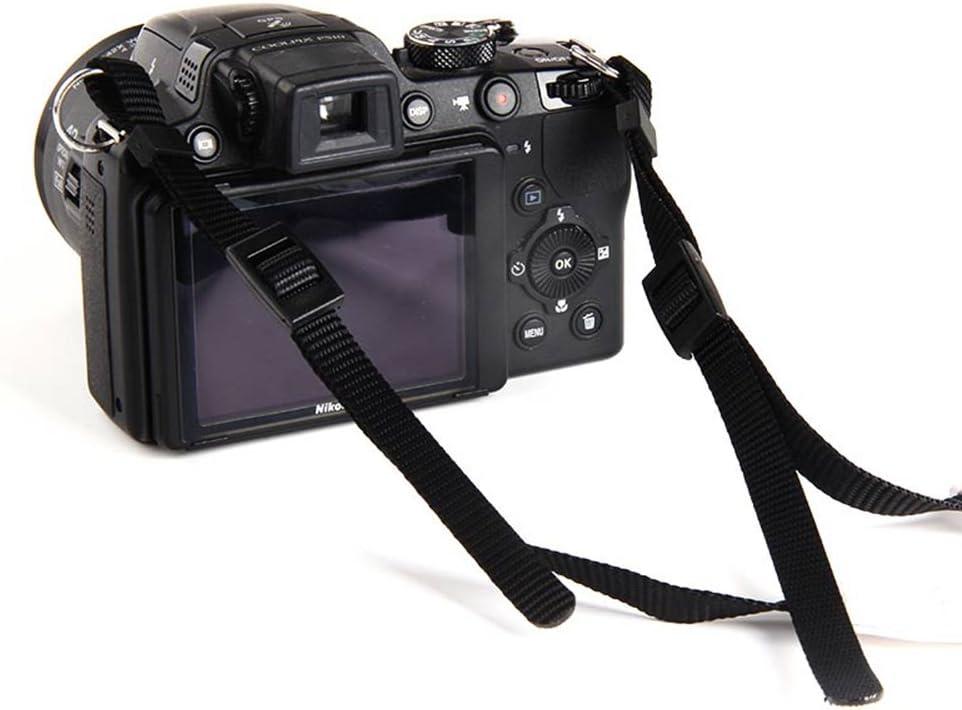 Mavota Clock Camera Neck Strap Shoulder Strap Camera Belt for DSLR Digital Cameras Stripe
