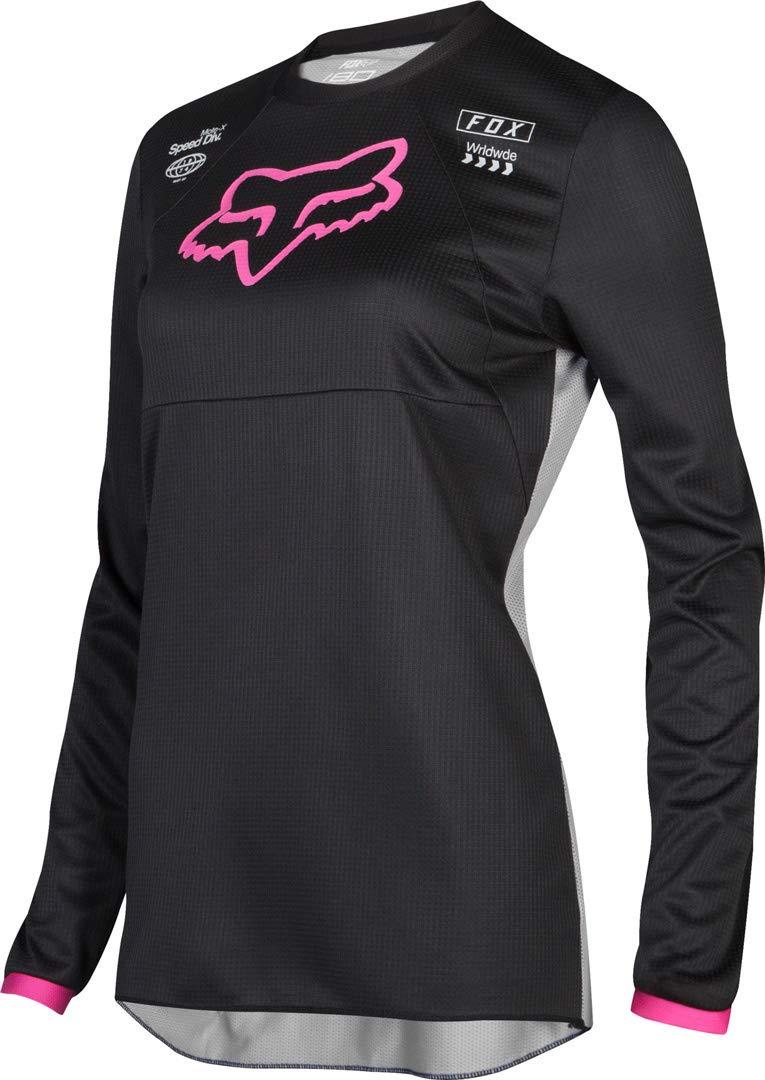ONeal Element Factor Girls Jersey Black//Pink, XL