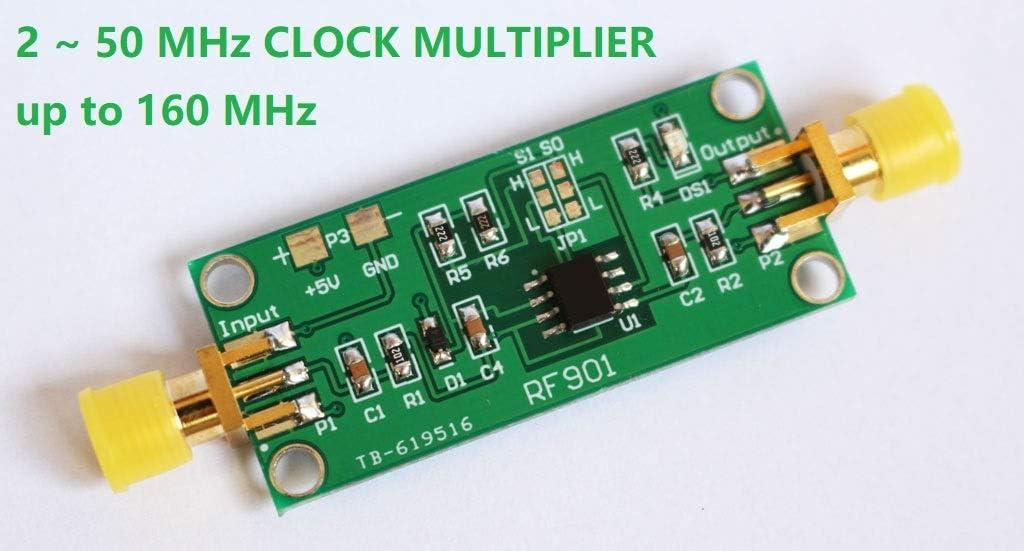 aikeec 2-50MHz Clock Multiplier Module Frequency Multiplier Module
