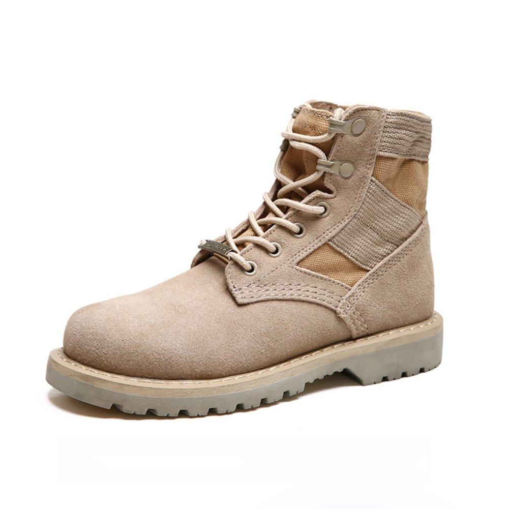 Martin Schuhe Britischen Stil Outdoor-Desert Tooling High-Top-Schuhe Martin Stiefel Männlich Desert Stiefel Wildleder Hohe Schuhe Stiefel