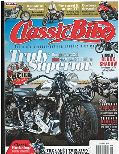 Classic Bike Magazine September 2018