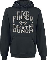 Five Finger Death Punch Wash It All Away T-Shirt schwarz