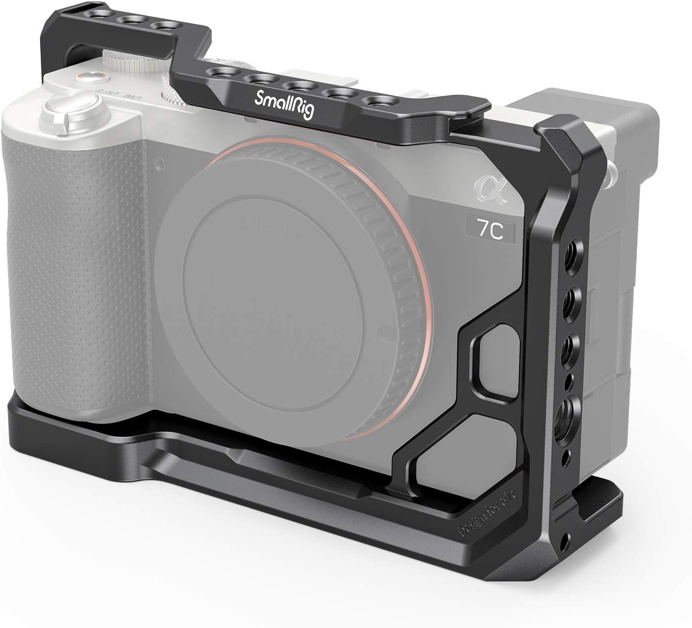 Caja de cámara Sony Alpha 7C A7C