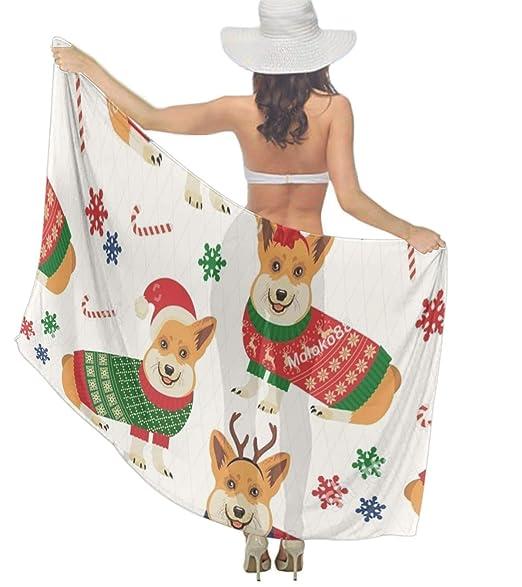 Amazon.com: Sarong - Bañador para mujer, diseño de bufanda ...