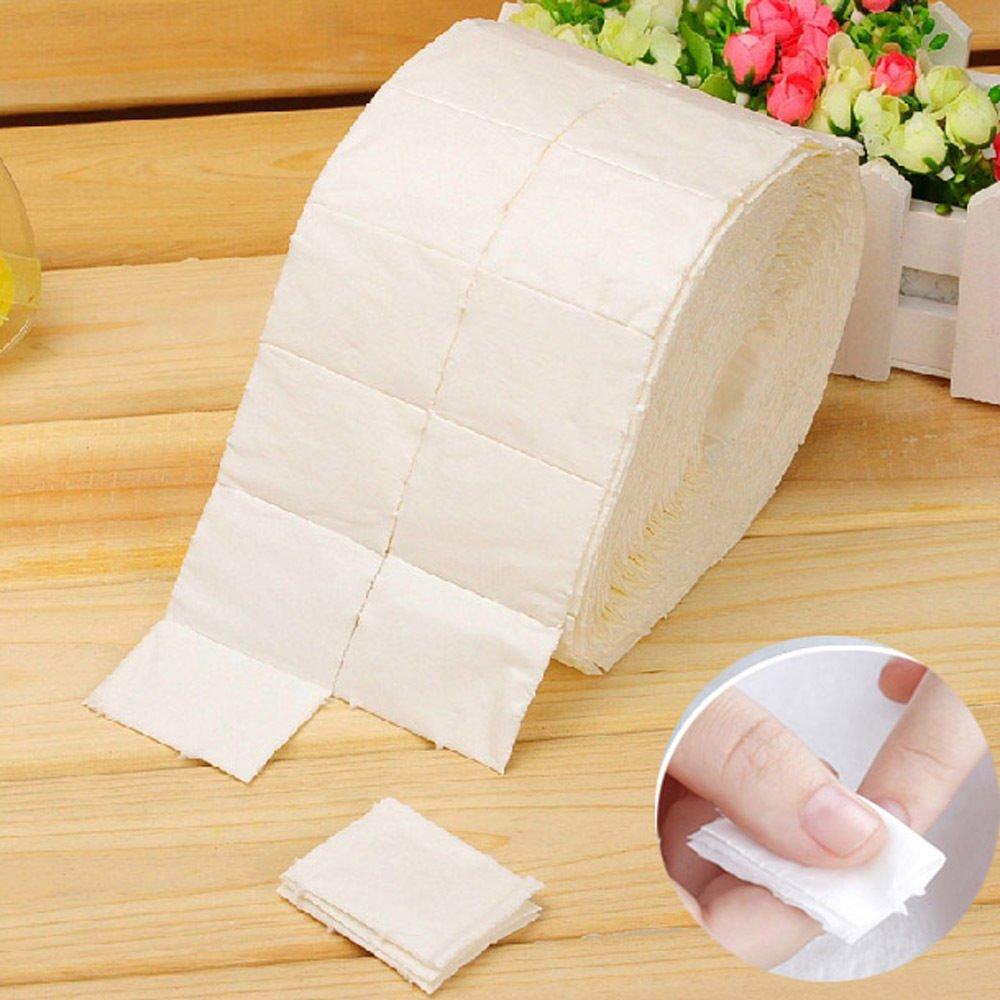 Toallitas quitaesmalte para uñas de gel. 450 unidades: Amazon.es: Electrónica