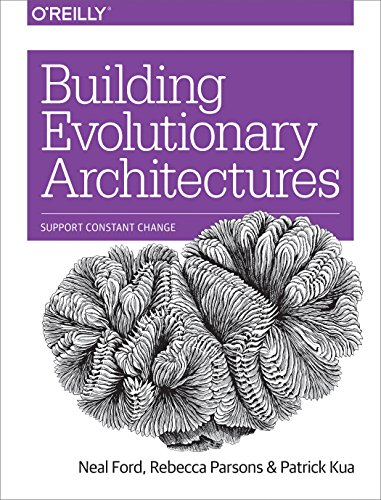 Building Evolutionary Architectures: Support Constant Change cover