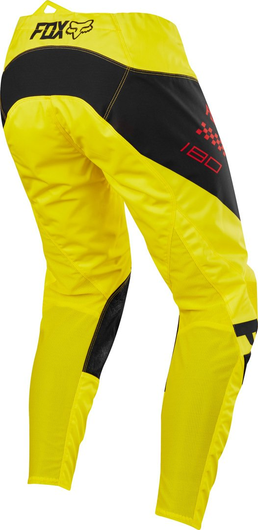 2018/ Fox 180/ Mastar Pant giallo