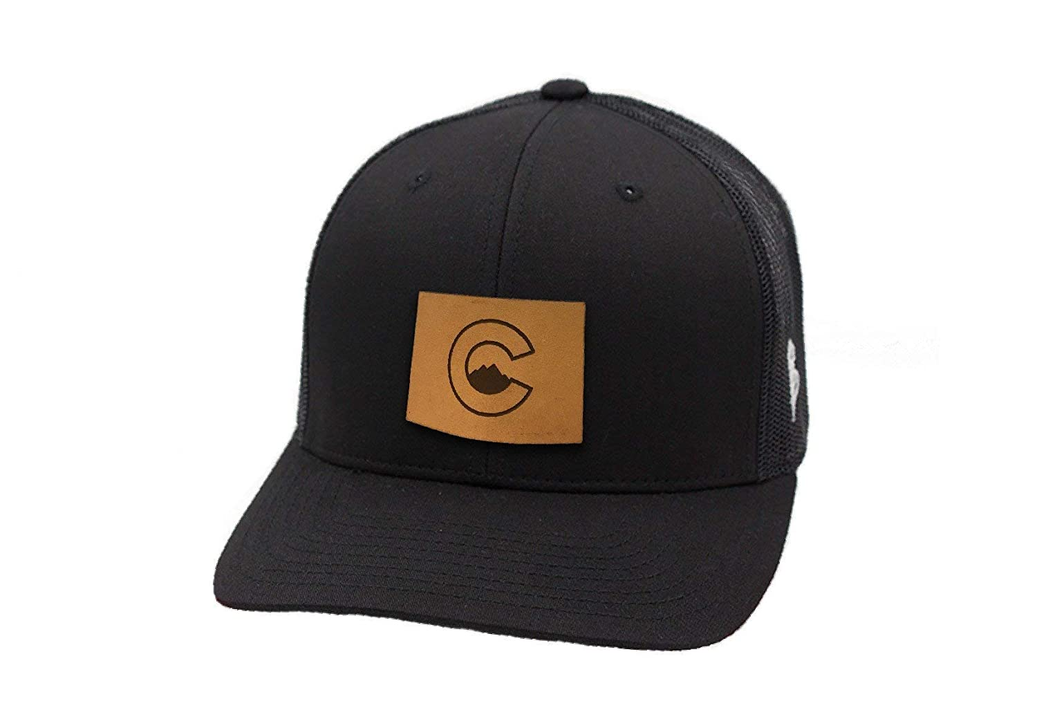 Branded Bills The Mile High Curved Trucker