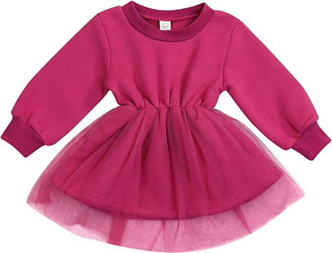 NWT Toddler Girls Pink Sleeveless Ruffle Dress Birthday Party Size 2T 3T