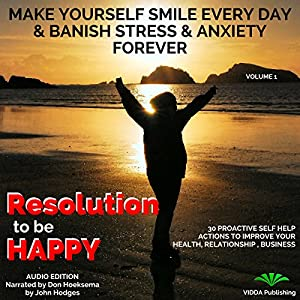 Resolution to Be Happy Audiobook
