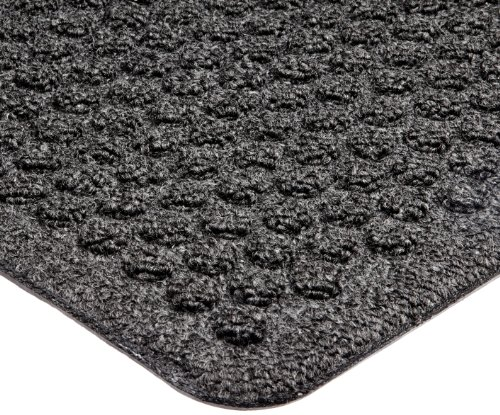 Notrax 150 Aqua Trap Entrance Mat, for Main Entranceways and Heavy Traffic Areas, 2' Width x 3' Length x 3/8
