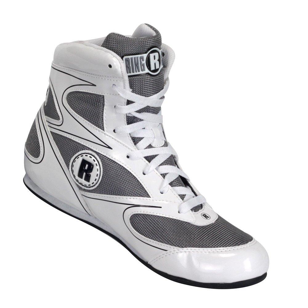 Ringside Diablo Muay Thai MMA Wrestling Boxing Shoes B007YJYUFG 8|White