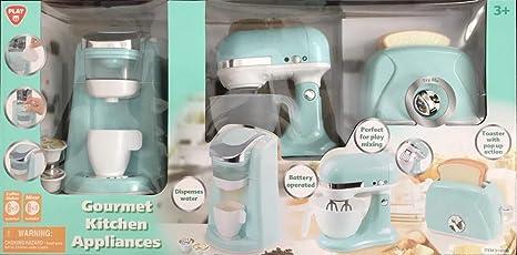 PlayGo Máquina dispensadora de agua y tostadora emergente Agua