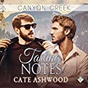 Tasting Notes Audiobook by Cate Ashwood Narrated by Michael Pauley
