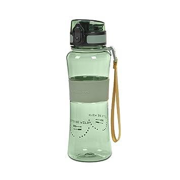 rosa L/ÄSSIG Kinder Trinkflasche Tritan Auslaufsicher leicht BPA-frei//Drinking Bottle Adventure girls 550 ml