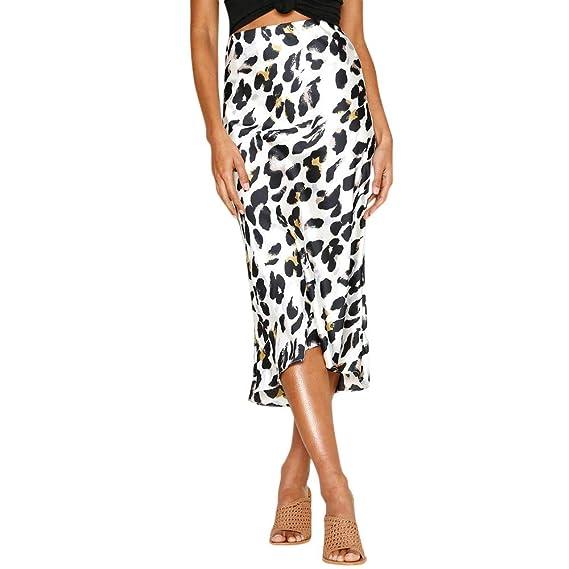 Longra☛☛ La mayoría de Las Mujeres Populares Sexy Leopardo de Inglaterra imprimió el Vestido
