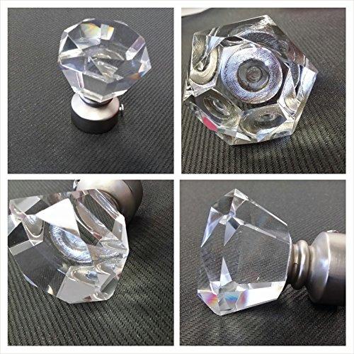 Diamond Crystal Finials for 1