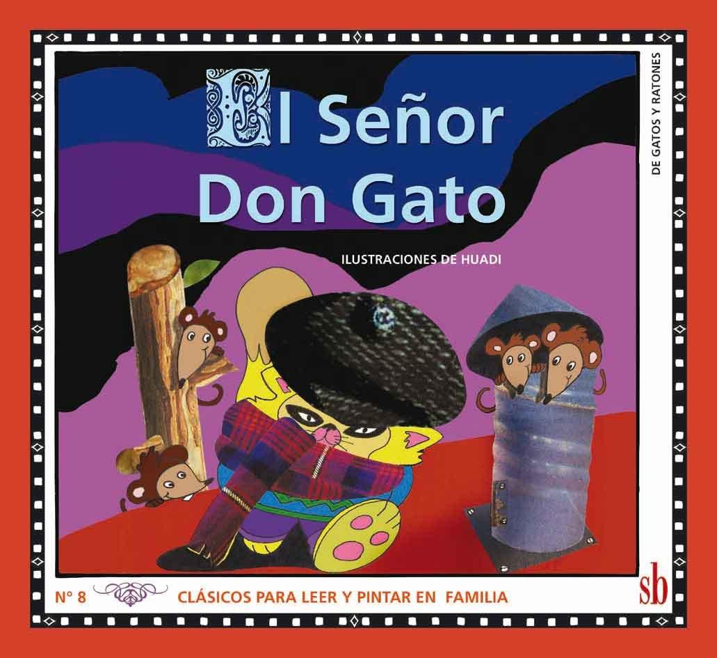 El Señor Don Gato (Spanish) Paperback – 2014