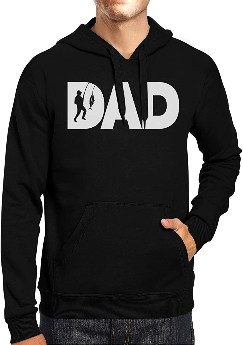 365 Printing Dad Fish Hoodie for Fishing Lover Dads