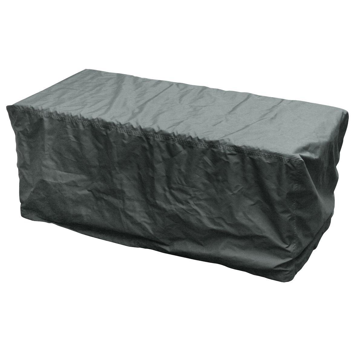 #greemotion 127184 Abdeckung für Kissenbox und Outdoor-Möbel, 126x55x51cm#