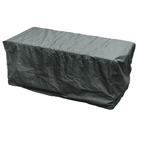 greemotion 127184 - Housse pour housse de coussin - Housse de protection  contre les intempéries pour mobilier d\'extérieur - 126x55x51cm