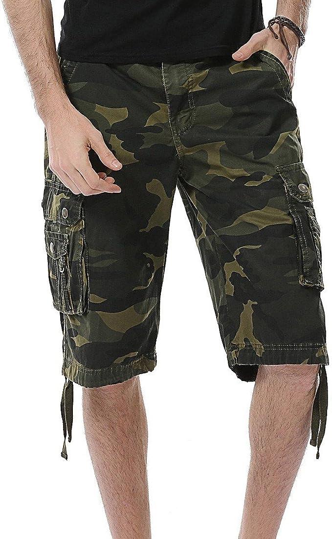 mens khaki shorts clearance