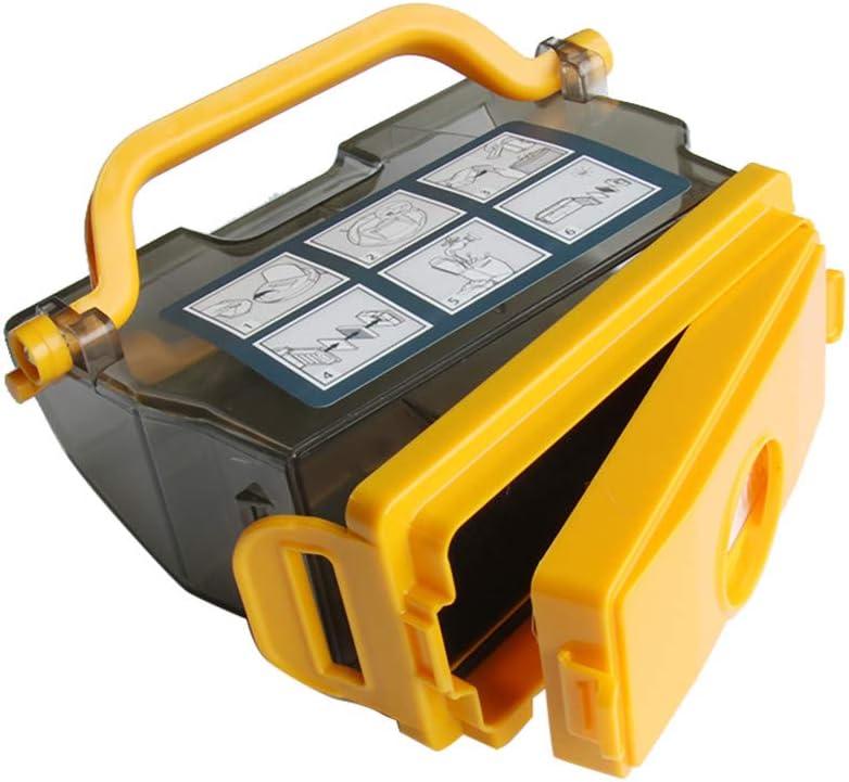 Maxpex Caja de Polvo de Accesorios de Robot Aspirador Inteligente ...