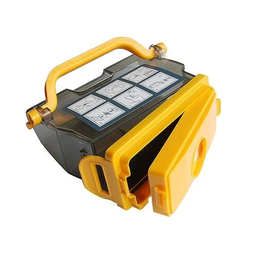 Maxpex Caja de Polvo de Accesorios de Robot Aspirador ...