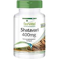 Shatavari Cápsulas 400mg - VEGANO - Dosis elevada